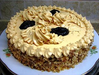 печём торт дома фоторецепт