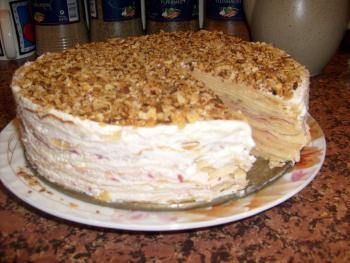 Блинные торты