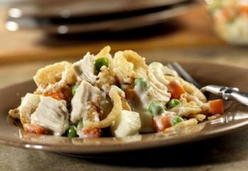 Блюда из курицы с фото