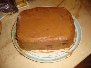 Крем для торта из сгущенки