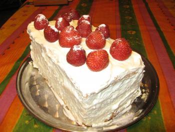 Крем для торта рецепт