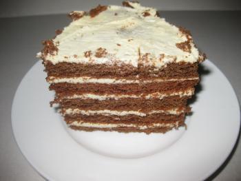 Медовый торт с фото рецепт