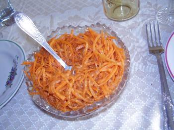 Морковка по корейски рецепт