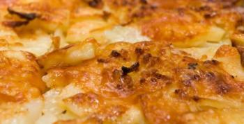 Мясо по французски рецепт с картофелем