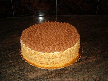 Наполеон торт рецепт