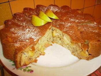 Пирог яблочный рецепт