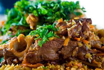 Плов по узбекски рецепт