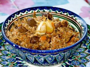 Плов узбекский рецепт