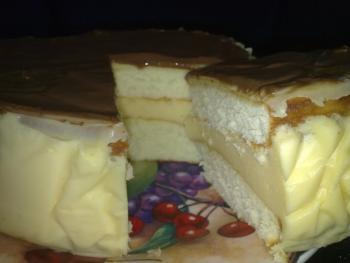 Птичье молоко рецепт торт