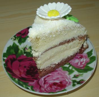 Птичье молоко торт рецепт