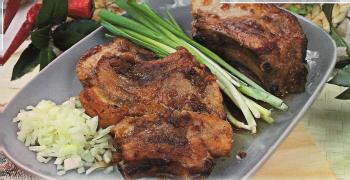 Ребрышки свиные рецепт