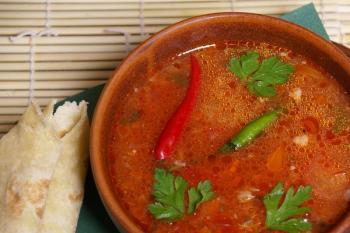 Рецепт суп харчо