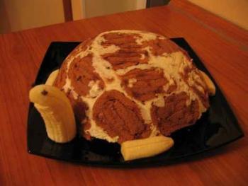 Рецепт торта черепаха