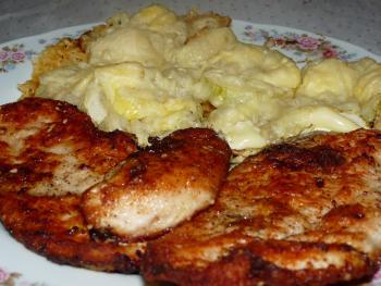 Рецепты куриное филе