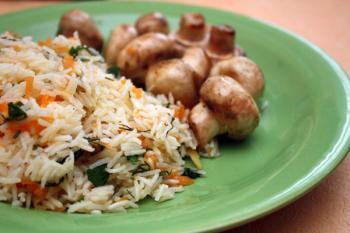 Рис рецепты