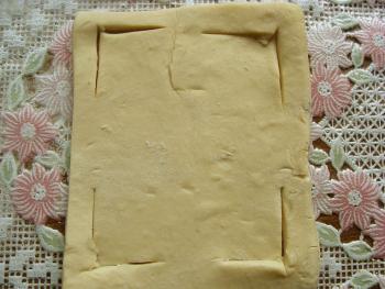 Слоеное тесто выпечка
