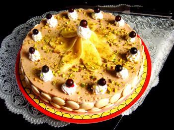Торт банановый рецепт