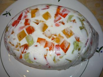 Торт битое стекло рецепт