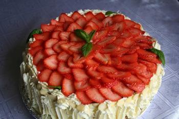 Торт нежность рецепт