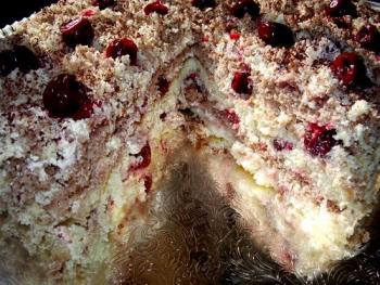 Торт пьяная вишня рецепт