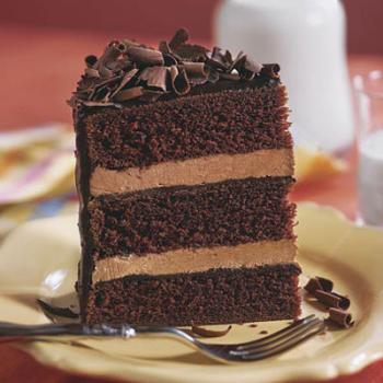 Торт шоколадный рецепт