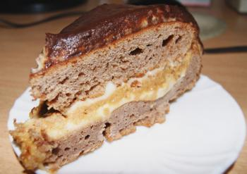 Торт сникерс рецепт