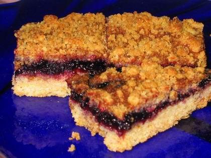 Как быстро приготовить тертый пирог?