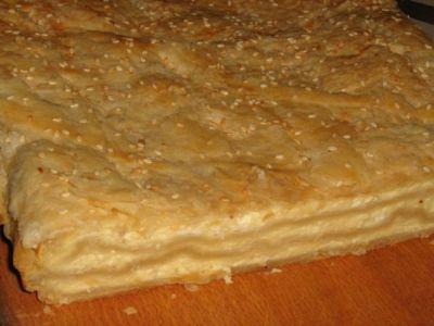 Слоёный пирог