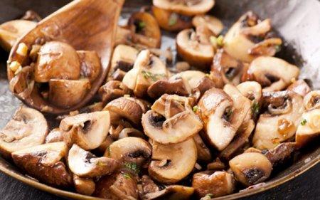 О полезных свойствах грибов