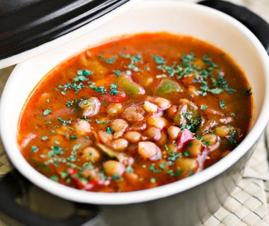 томатный суп с чечевицей рецепт диетический
