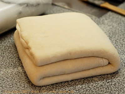 Тесто слоеное быстрого приготовления