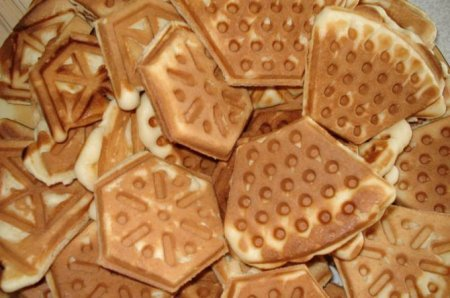 Рецепты печенья домашнего