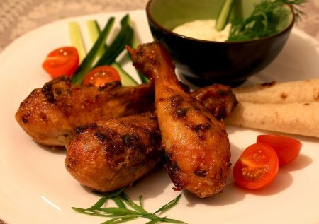 Как приготовить куриные ножки