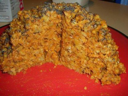 Рецепты тортов с фото простые