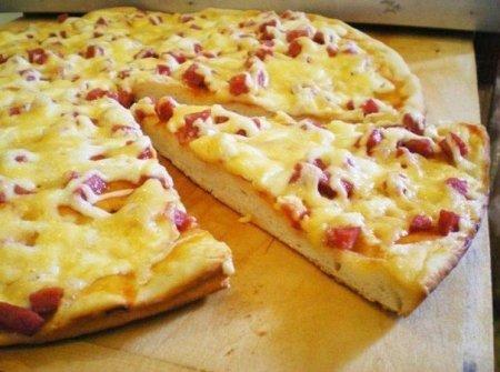 Пицца рецепт тесто