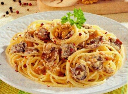 Спагетти рецепт