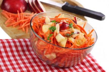 Щетка салат