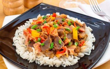 Желудки куриные рецепты