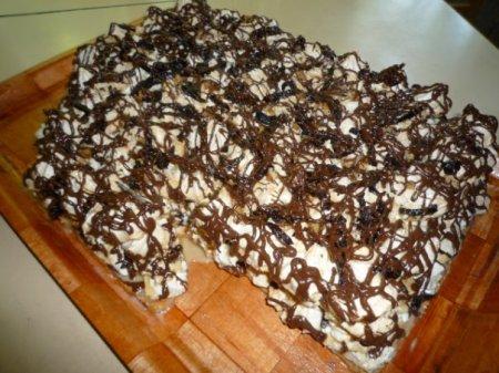 Рецепт торт графские развалины