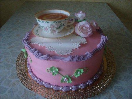 Мастика для украшения тортов рецепт