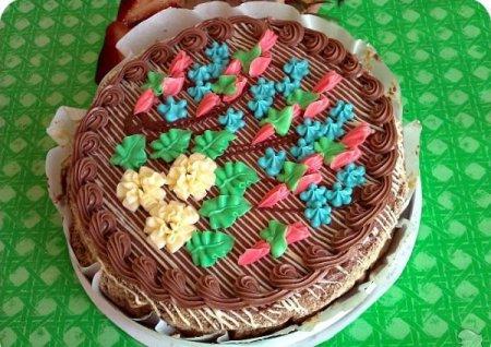 Торт киевский рецепт