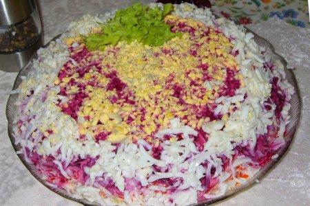Салат шуба рецепт