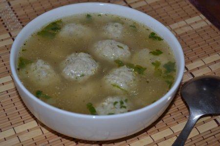 Рецепт рыбный суп