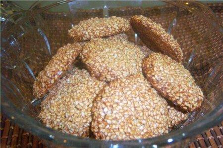 Печенье миндальное рецепт