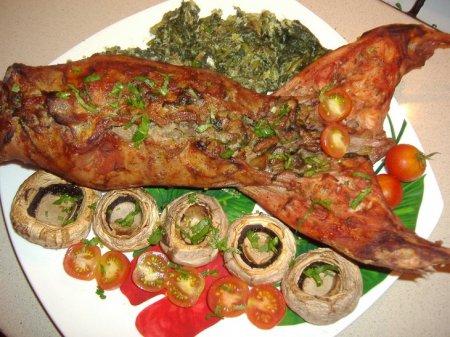 Мясные блюда рецепты