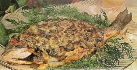 Блюда из семги