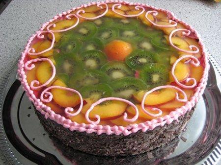 Рецепт коржи для торта