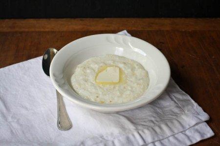 Каша рисовая на молоке рецепт