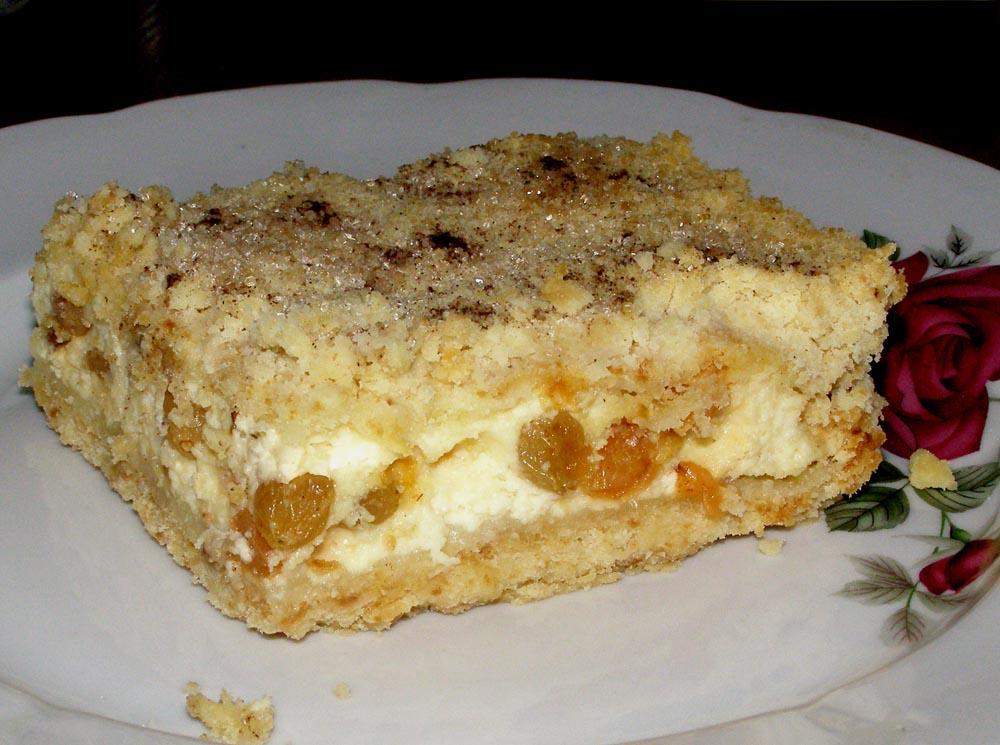 торт с песочного теста рецепт с фото