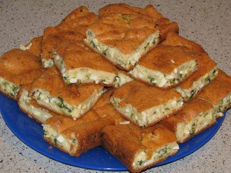 Рецепт пирог